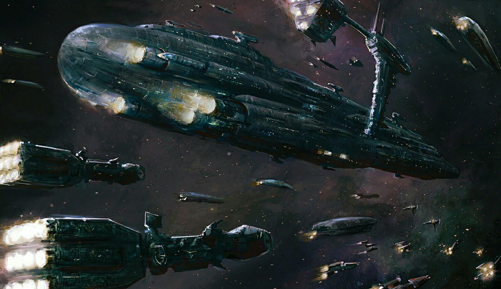 The Alliance Fleet