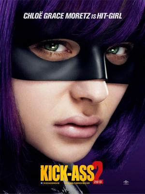 Nuevo tráiler de Kick Ass 2 con Hit Girl de protagonista