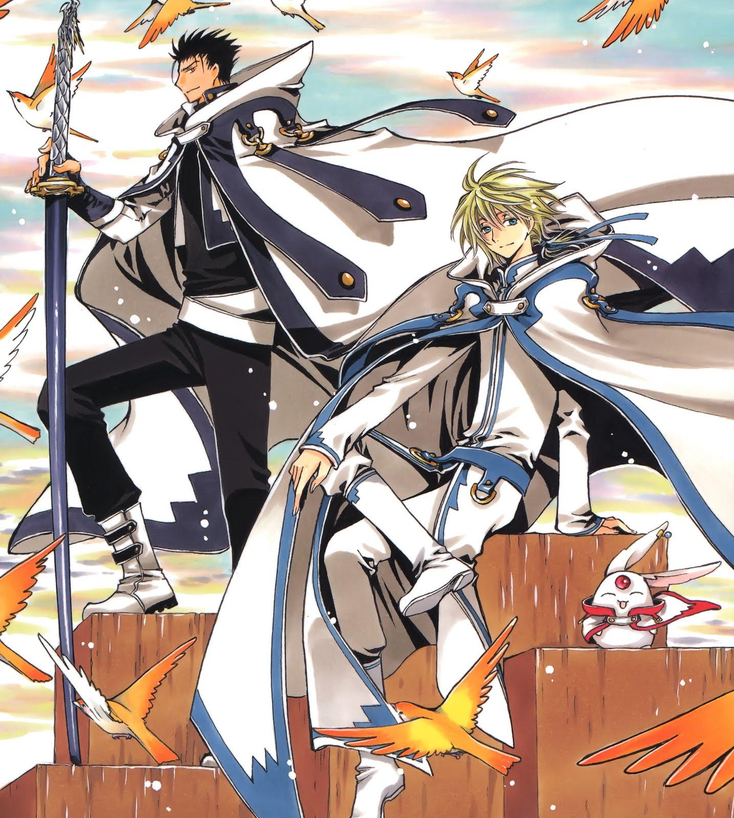 Anime! ^.^: Tsubasa Reservoir Chronicles