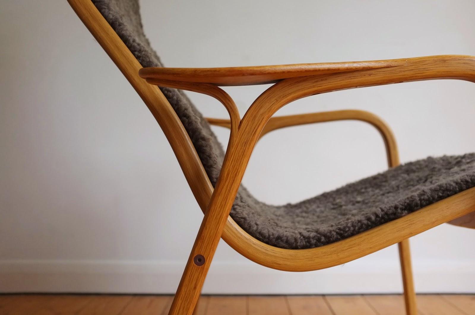 antikmodern the shop Yngve Ekstrom Lamino chair