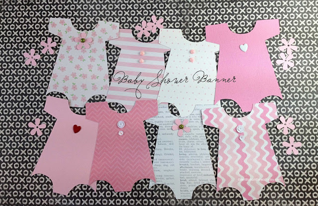 Baby Shower Banner for Girls-Fun Decor!