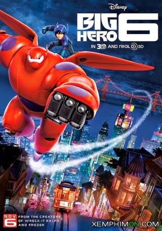 Biệt Đội Big Hero 6 Vietsub