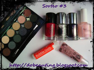 SORTEO - 04.09