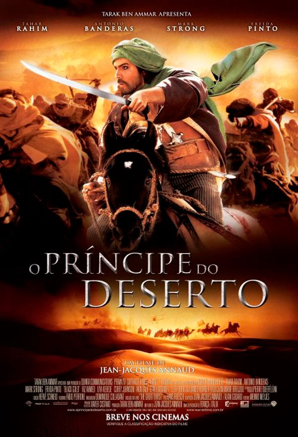 Download O Príncipe Do Deserto Dublado