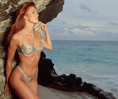Angie Everhart - Victoria Secret Models