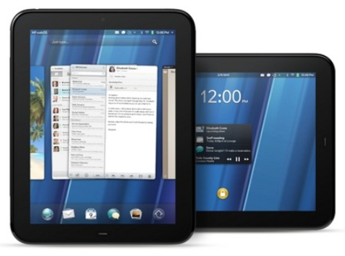 HP TouchPad | Harga HP TouchPad di Indonesia | Spesifikasi HP Touchpad