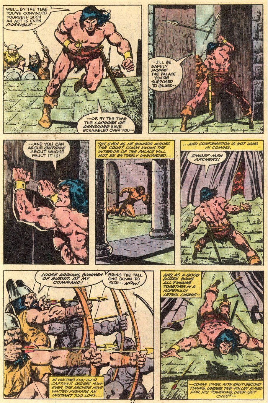 Conan the Barbarian (1970) Issue #111 #123 - English 10