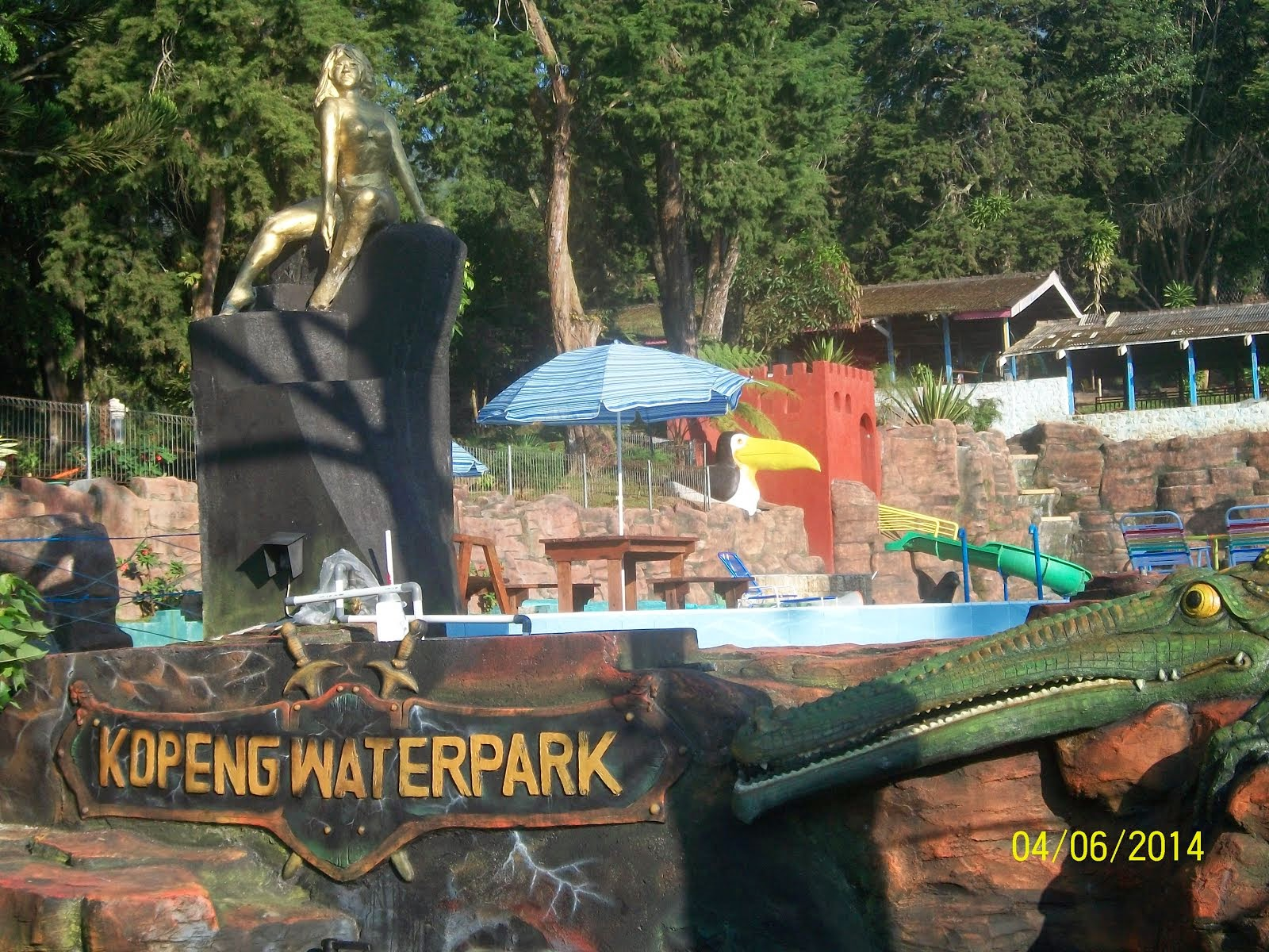 Selamat Datang Kopeng Waterpark & Salam Kenal Kopeng Outbound