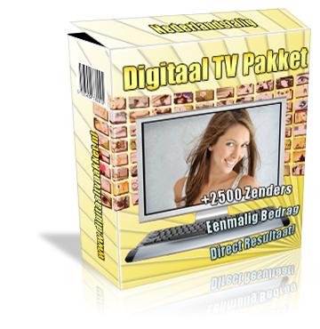Digitale Televisie Op Je PC
