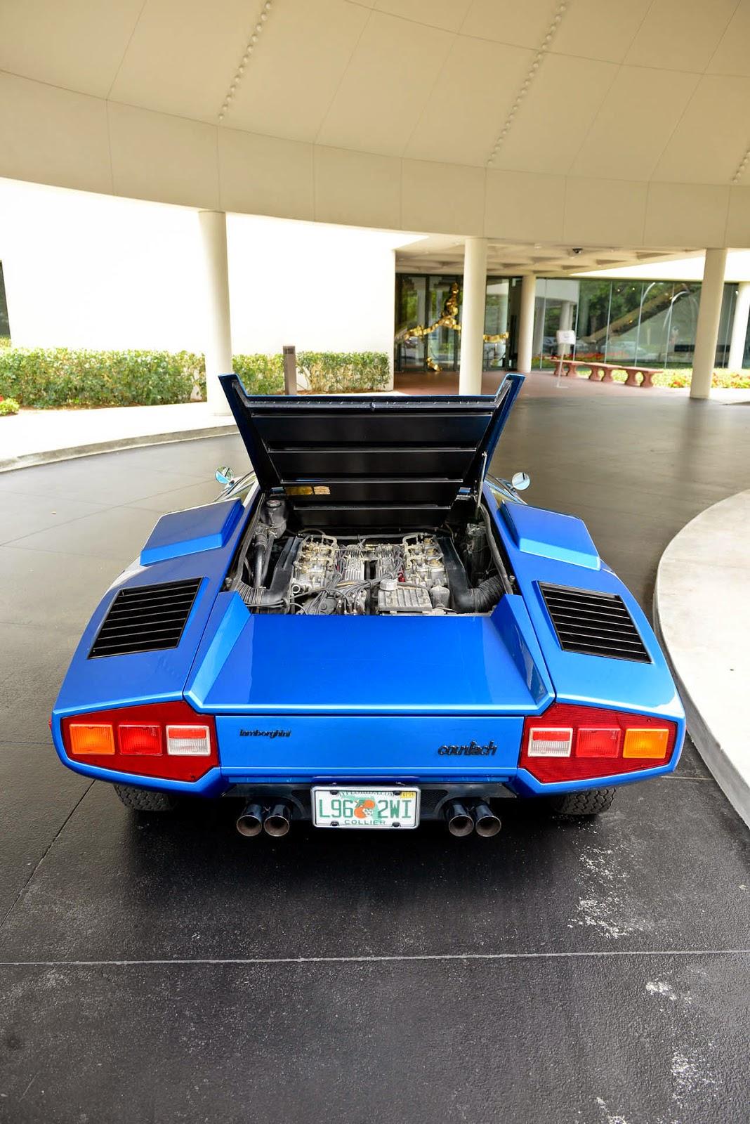 1975 Lamborghini Countach LP400 Periscopica Photos · 8:06 AM