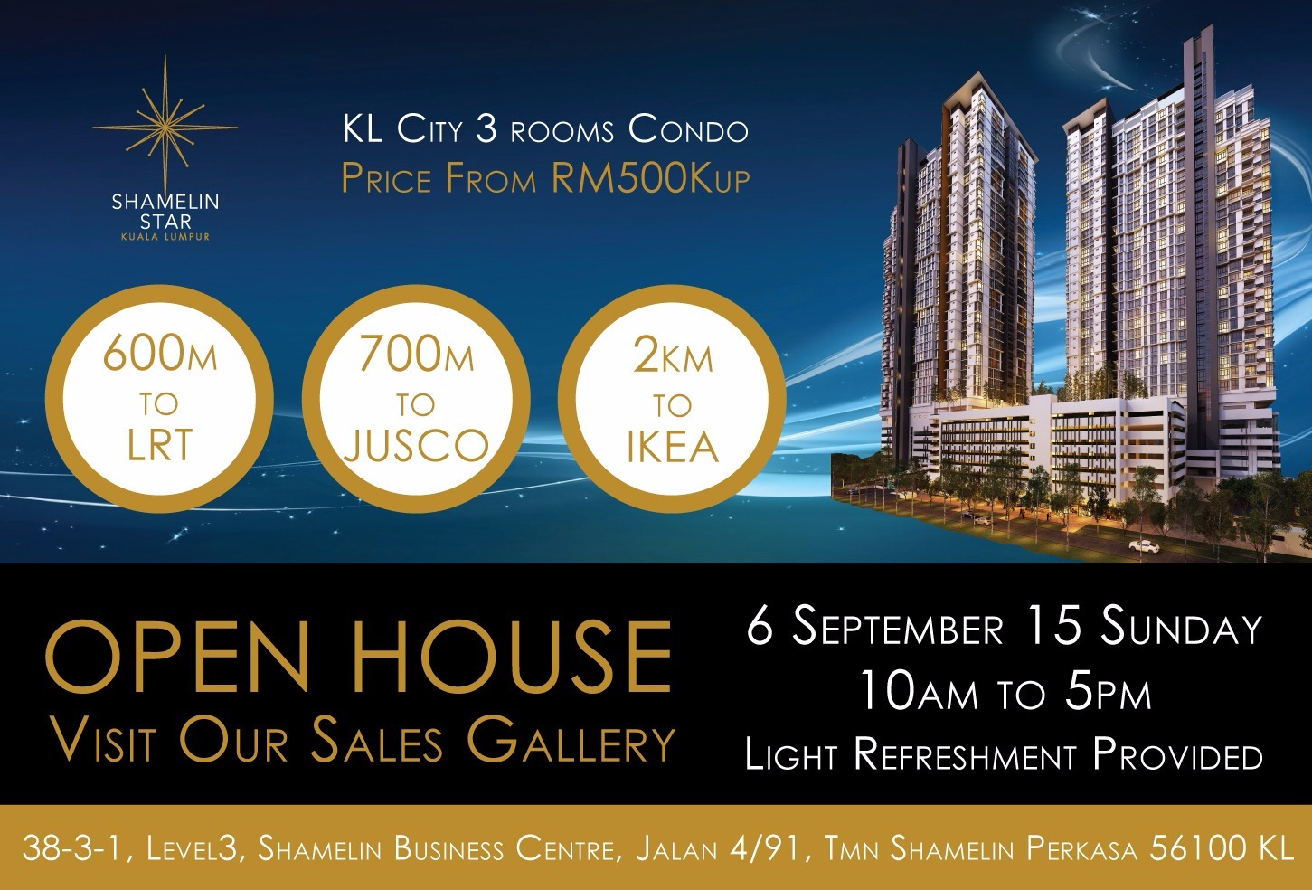 Vincent Kl Property Ecg Affirm Properties Shamelin Star Open House