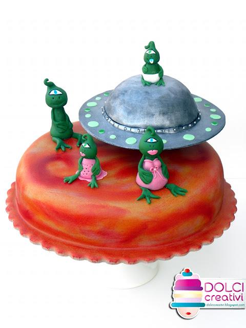 Torta alieni