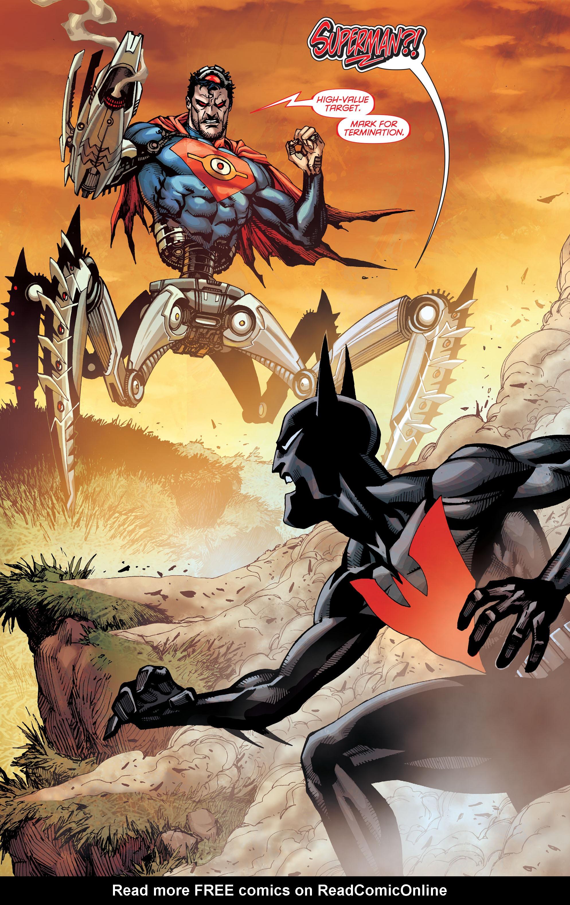 Batman Beyond (2015) Issue #1 #1 - English 17