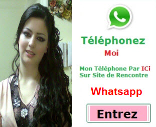 Rencontre par whatsapp