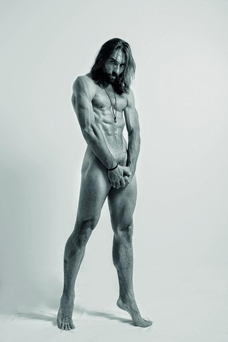 uomini sexy nudi