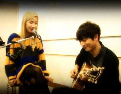 Wonder Girls Yenny Yeeun 2AM Jinwoon Last Christmas