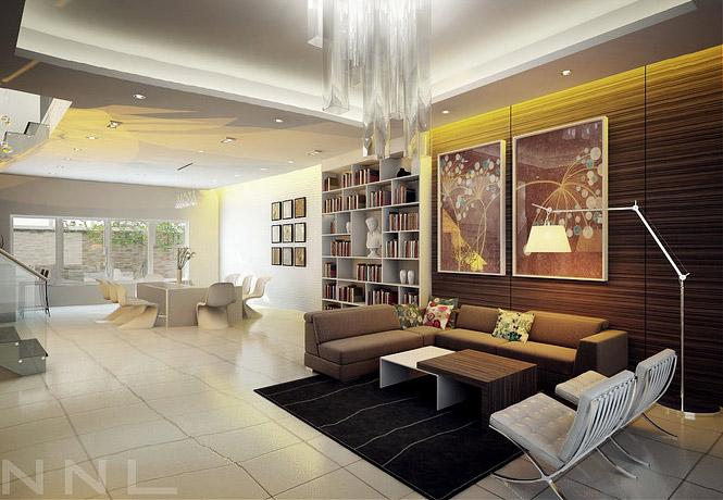 Dekorasi Rumah Minimalis Terbaru Modern 2014