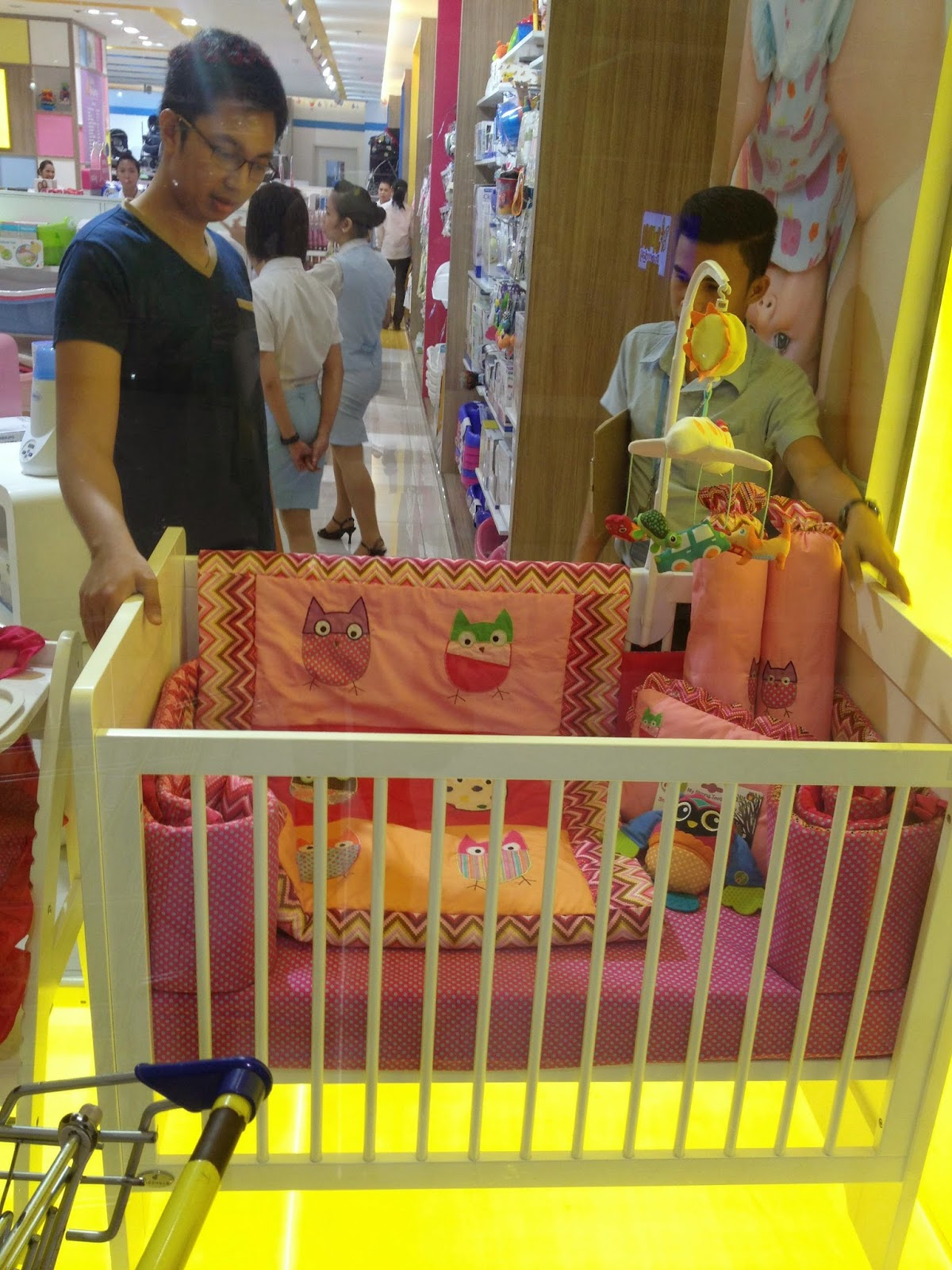 Baby crib for sale at sm department store - But We Did Thought Of Getting A Good Baby Mattress Because I Was Used To Sleeping On The Floor With Just A Mattress Elevated On The Floor Ever Since I Was