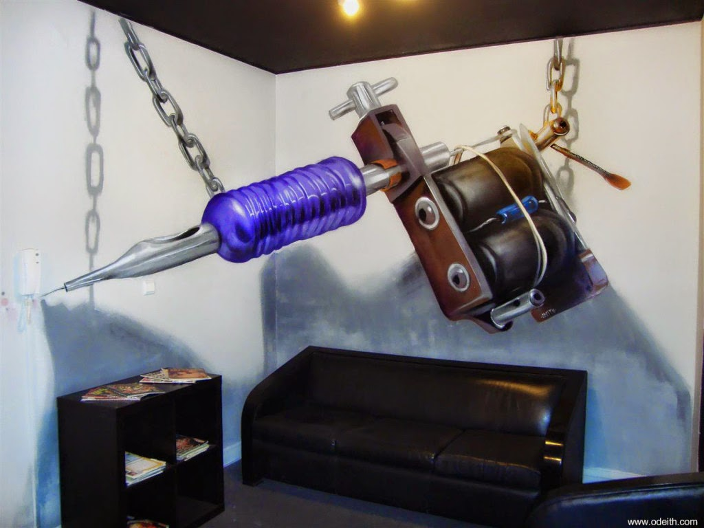 16-Tattoo-Machine-Odeith-3D-Anamorphic-Graffiti-Drawings-www-designstack-co