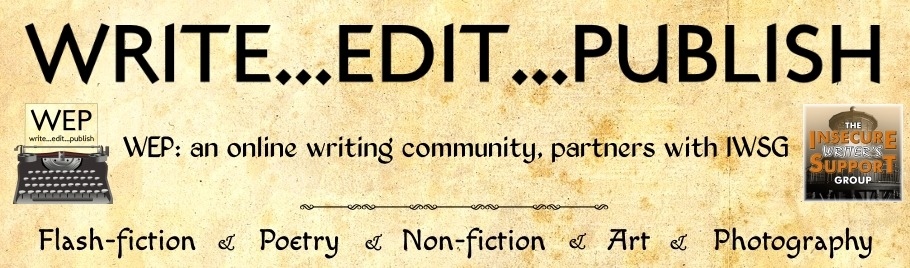 Write...Edit...Publish -- Online Writing Community