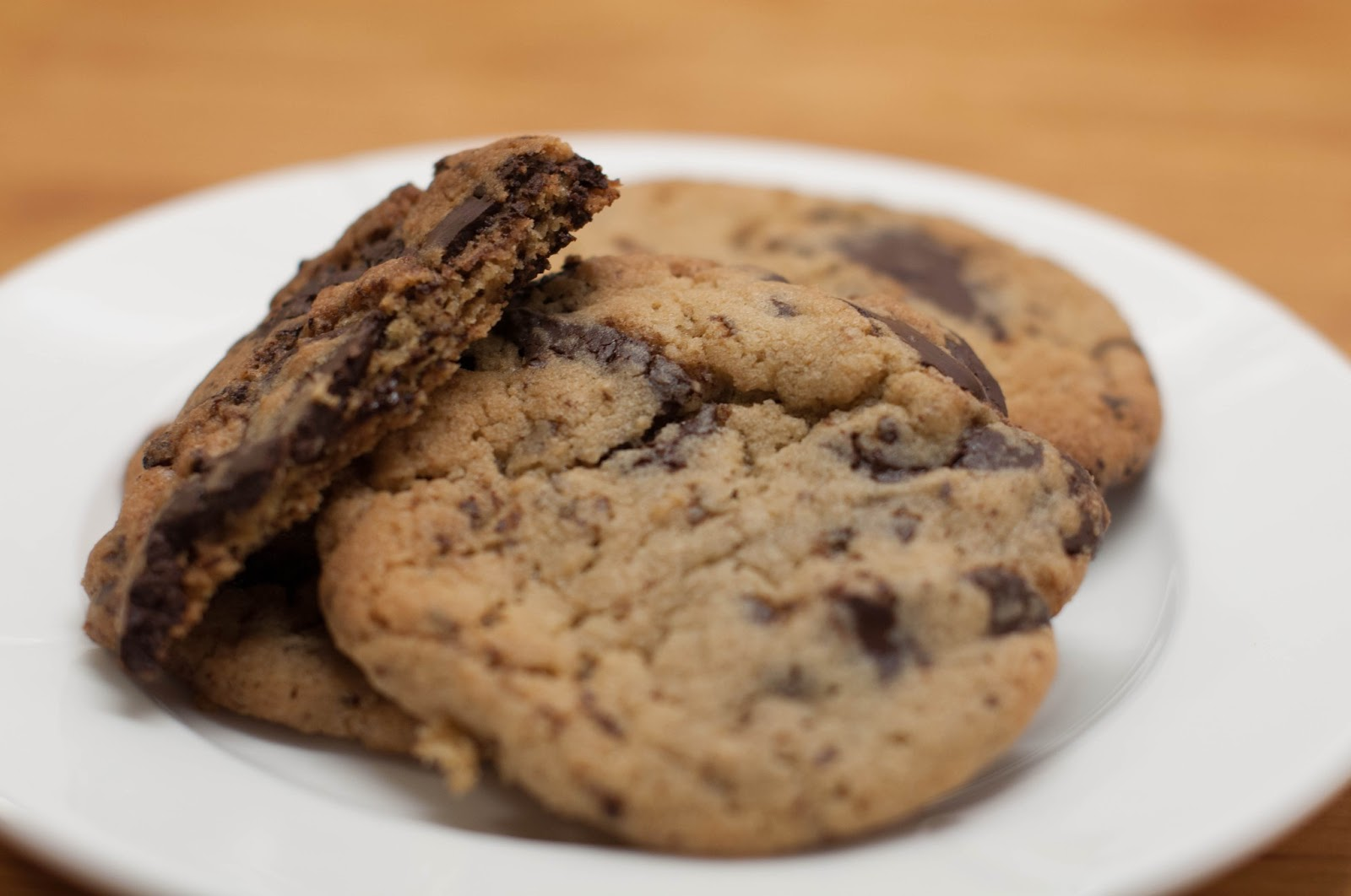 Disappearing Chocolate Chip Cookies   My Chocolate Addiction