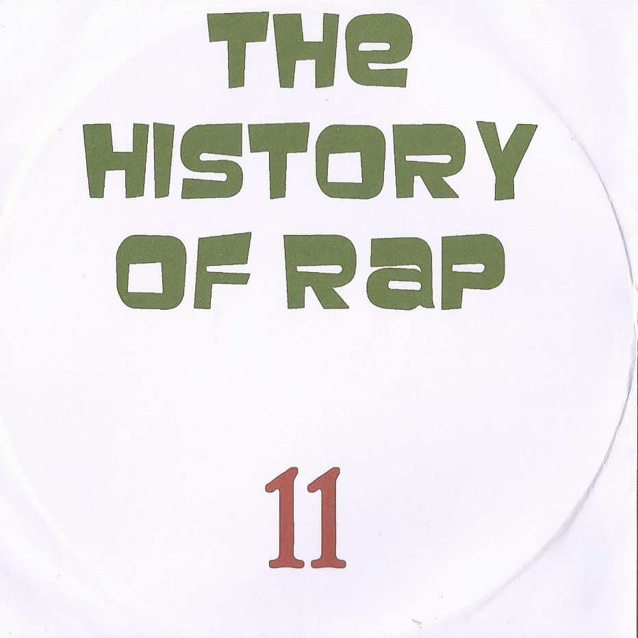 THE HISTORY  OF HIP HOP VOL. 11 - RARIADE