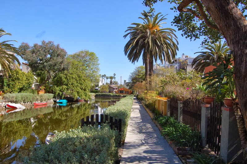 canal, Venice Beach, Los Angeles