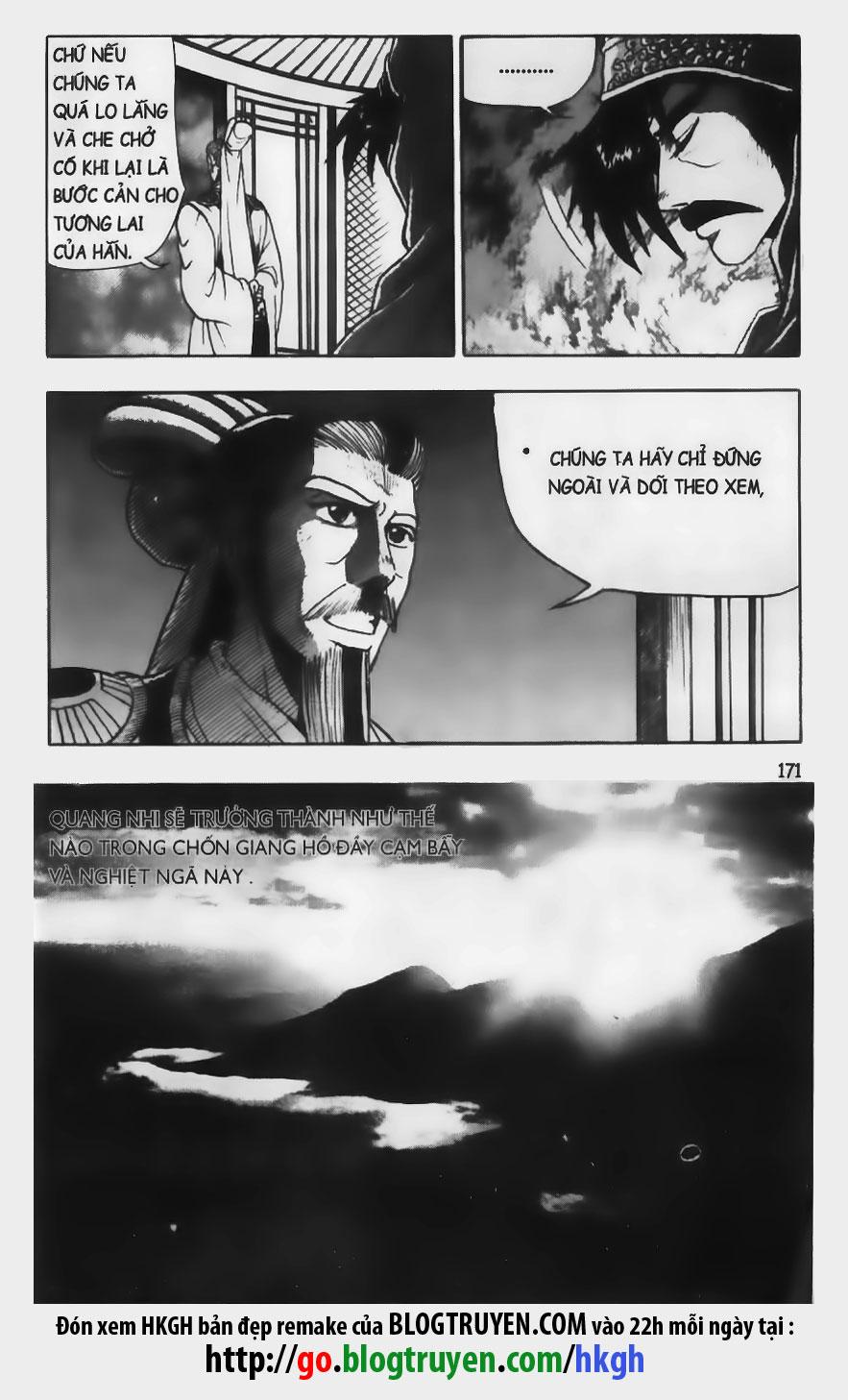 Hiệp Khách Giang Hồ chap 47 page 28 - IZTruyenTranh.com