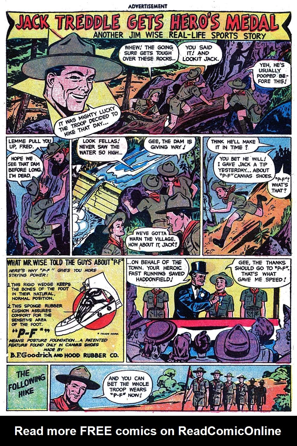 Read online All-American Comics (1939) comic -  Issue #87 - 10
