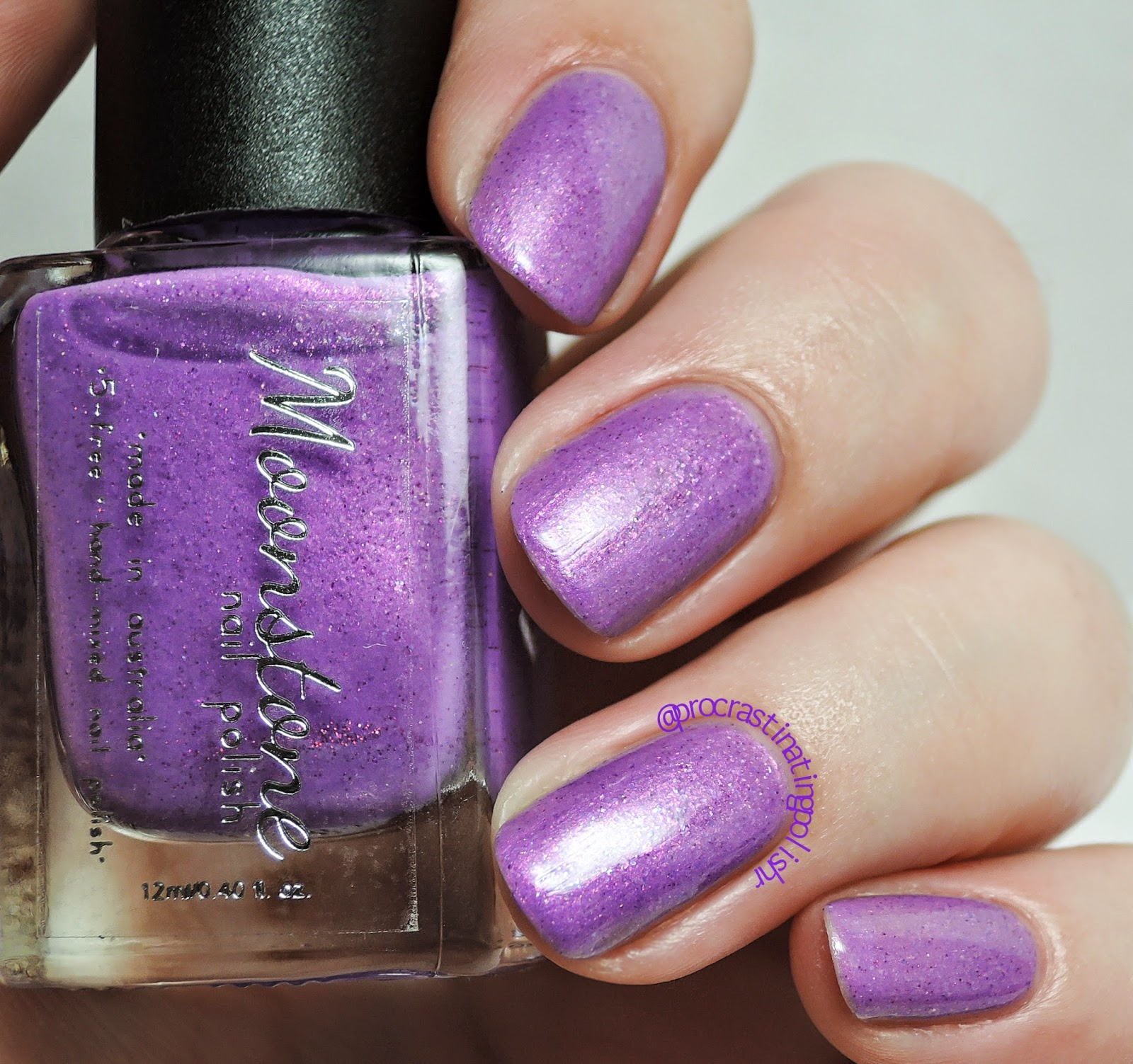 Moonstone Nail Polish - Hermione | Wicked Witches collection
