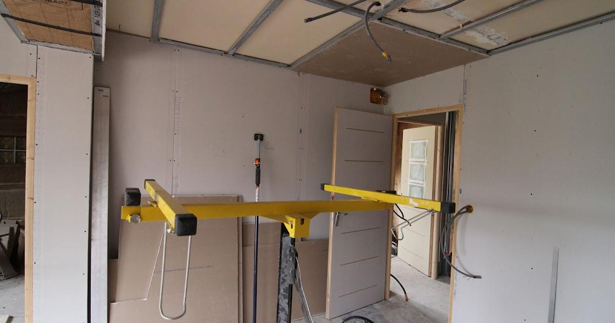 r novation de ma maison placo du faux plafond. Black Bedroom Furniture Sets. Home Design Ideas