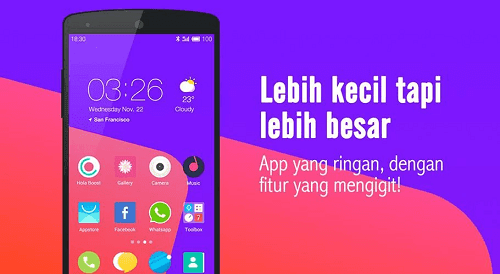 Download Hola Launcher APK