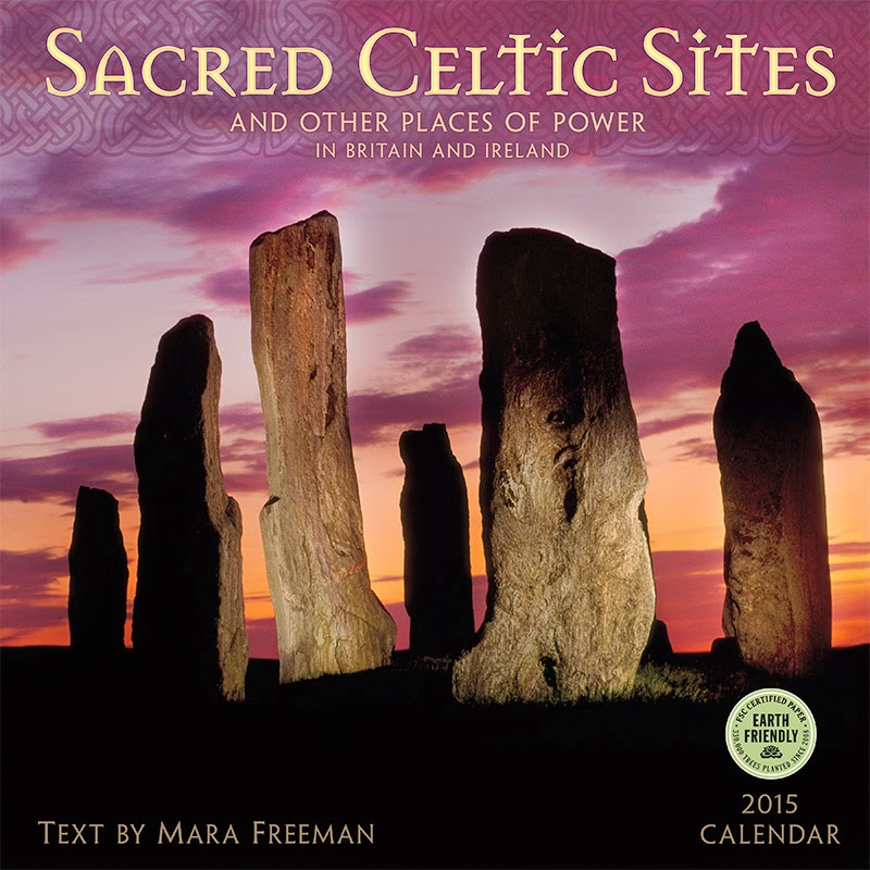 2015 Calendar of Celtic Sacred Sites