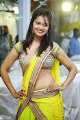 Aswi Glamorous Photos in Half Saree-thumbnail-9