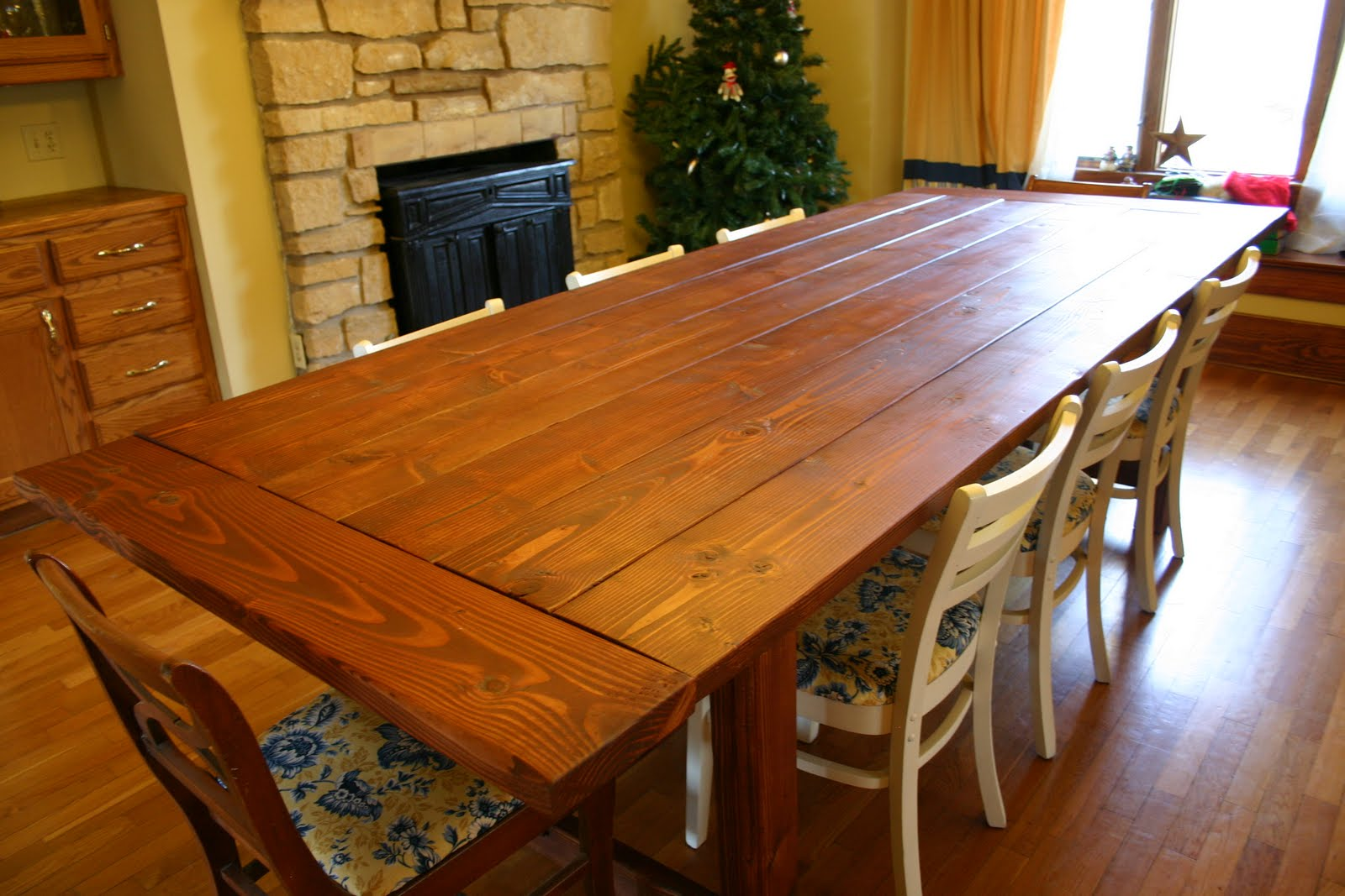 Pdf diy dining room table building plans download diy for Breakfast table plans