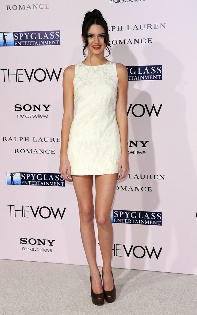 Red Carpet Style Kendall Jenner - Stylish Starlets