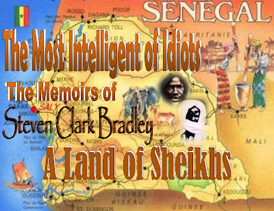 A Land of Sheikhs - The Most Intelligent of Idiots - The Memoirs of Author Steven Clark Bradley