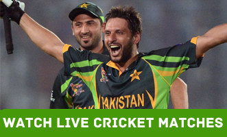 Watch Live Cricket Matches