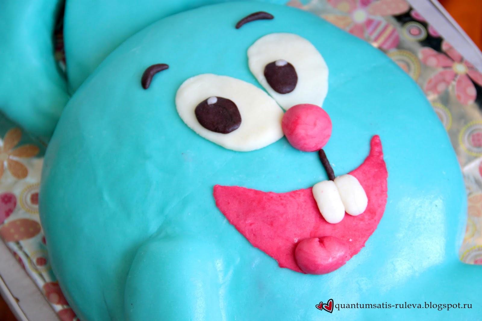 Как уложить мастику на торт в домашних условиях фото