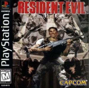 Resident Evil 1 logo