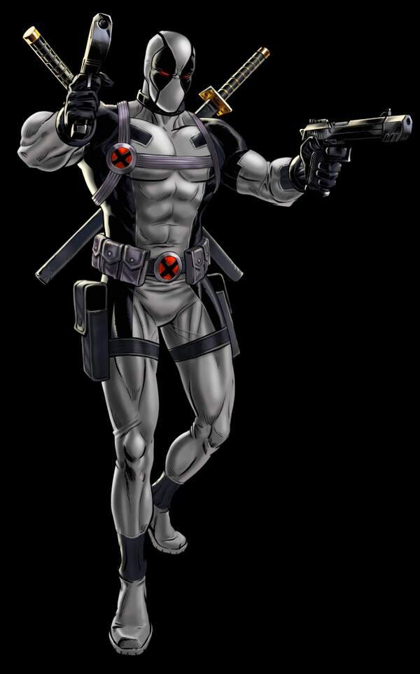 X-Force Deadpool!