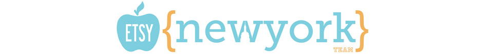 Etsy {NewYork} Street Team - Indie Artists, Artisans & Crafters of the NY Metro Region