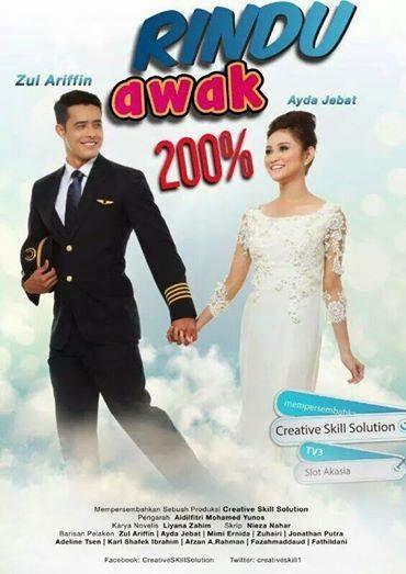 Rindu Awak 200% (2014) - Episod 28