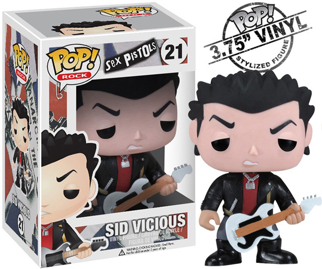 Sid Vicious Action Figure