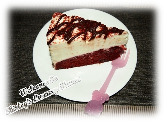 fish & co red velvet cake review