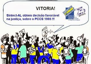 PCCS 95 - Vitória dos Trabalhadores de Alagoas