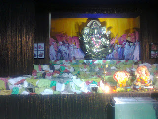 Ganesh chaturthi Near vikhroli station