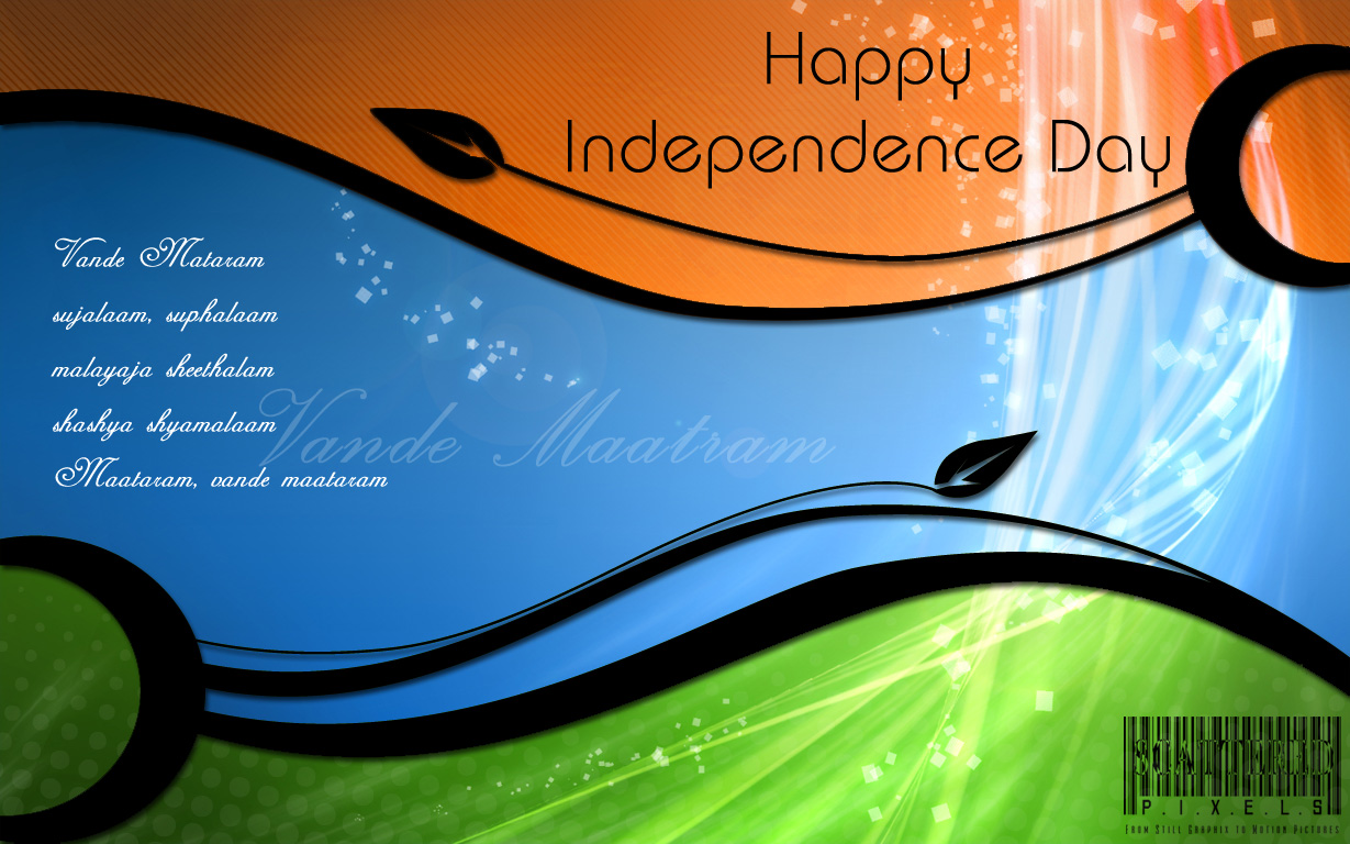 Indian Independence Day Greetings Wallpapers