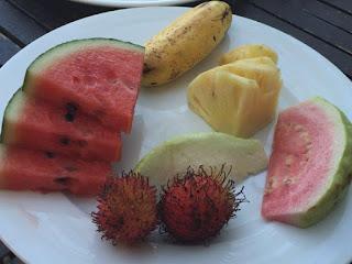 Vietnamin hedelmiä