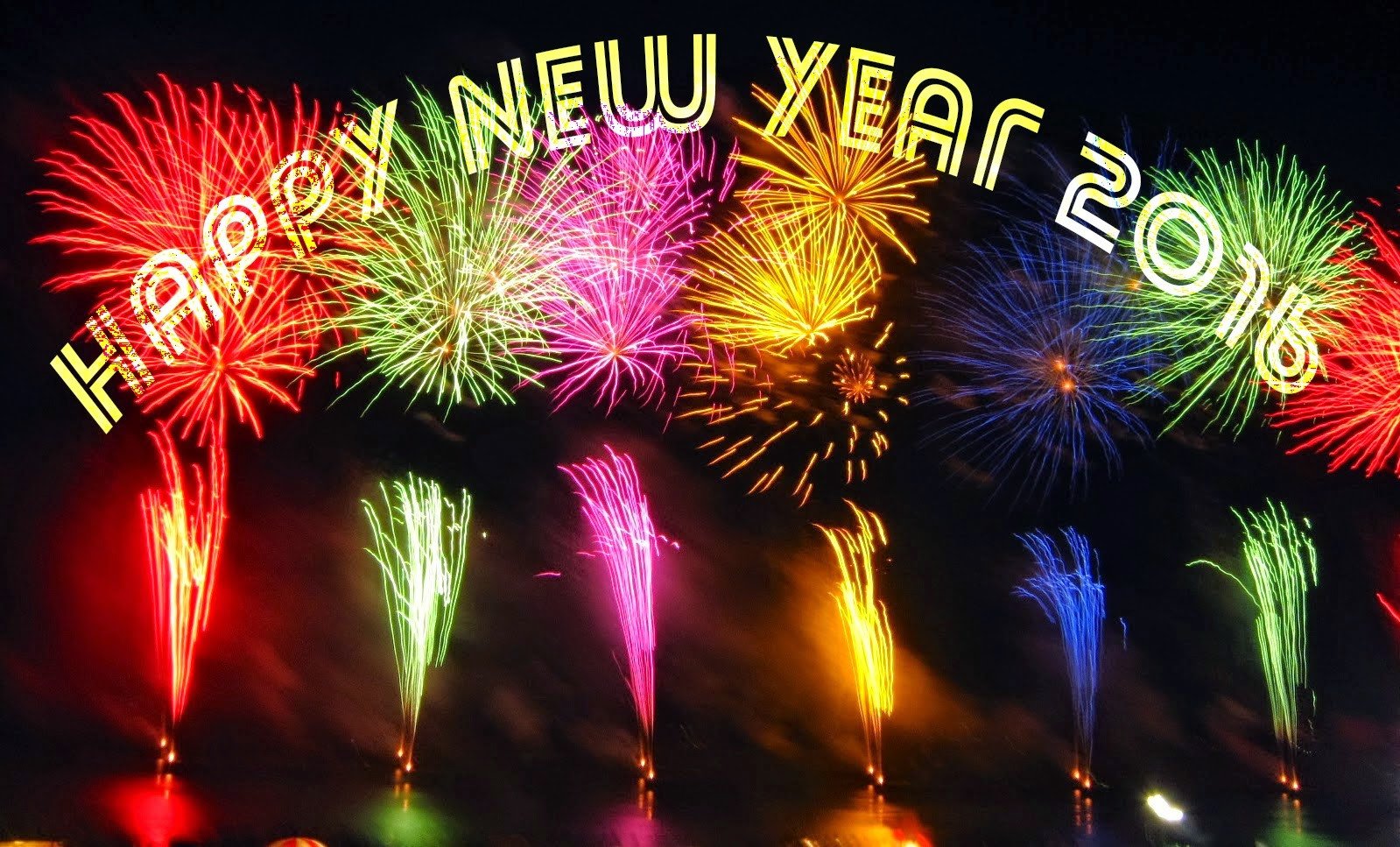 Tableau Expert Info: Wish You Happy New Year 2016